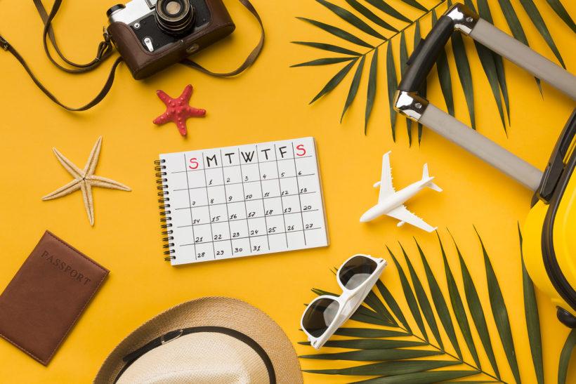 Календарь туров