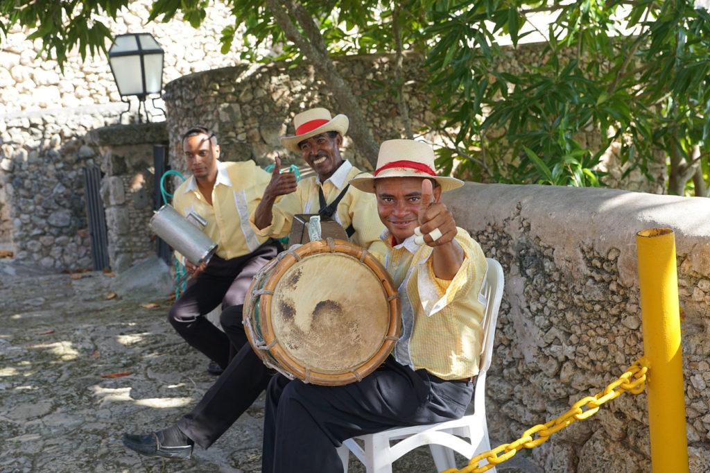 Музыканты в Альтос-де-Чавон