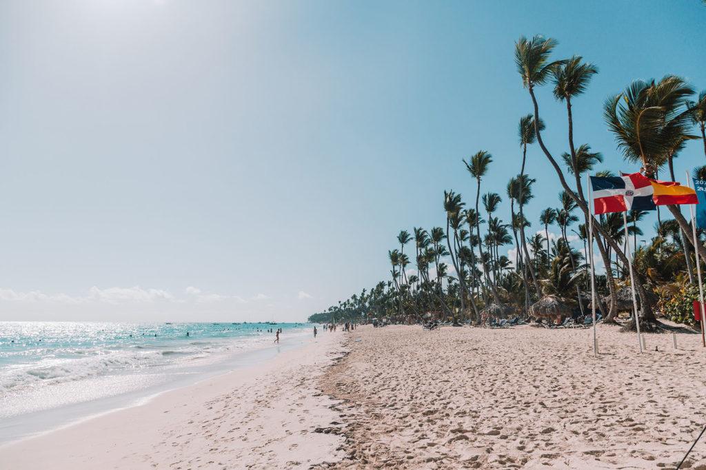 Пляж Доминиканская Республика