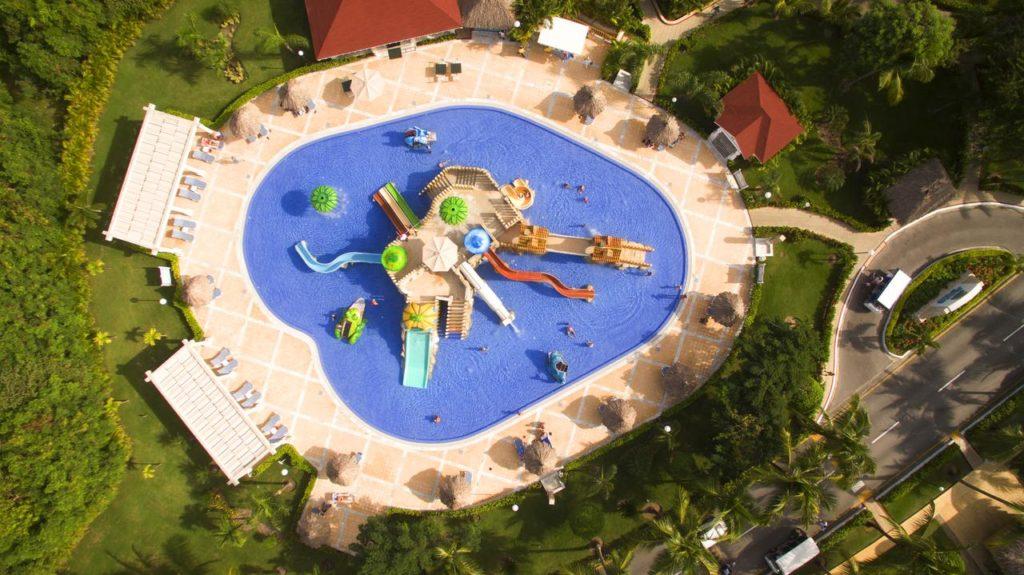 Аквапарк для детей Bahia Principe