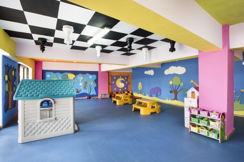 Комната игр для ребенка