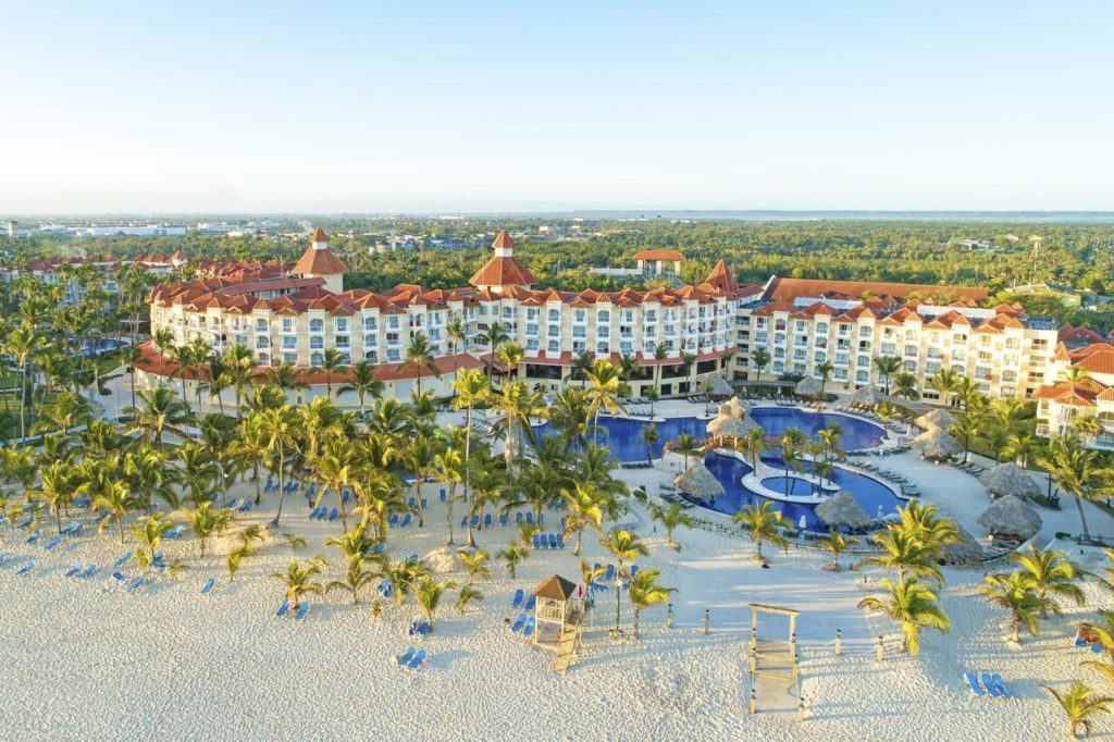 Отель Occidental Caribe - All Inclusive (former Barcelo Punta Cana)