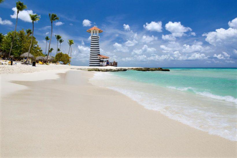 Пляж Доминикус Доминикана