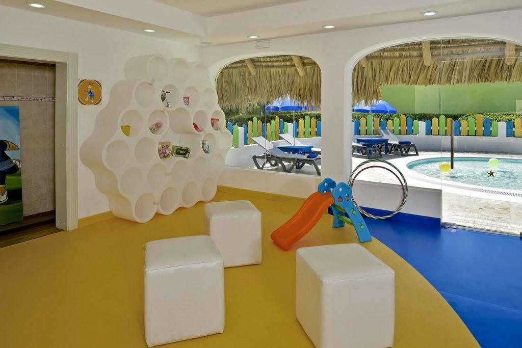 Детская комната в отеле Доминиканы