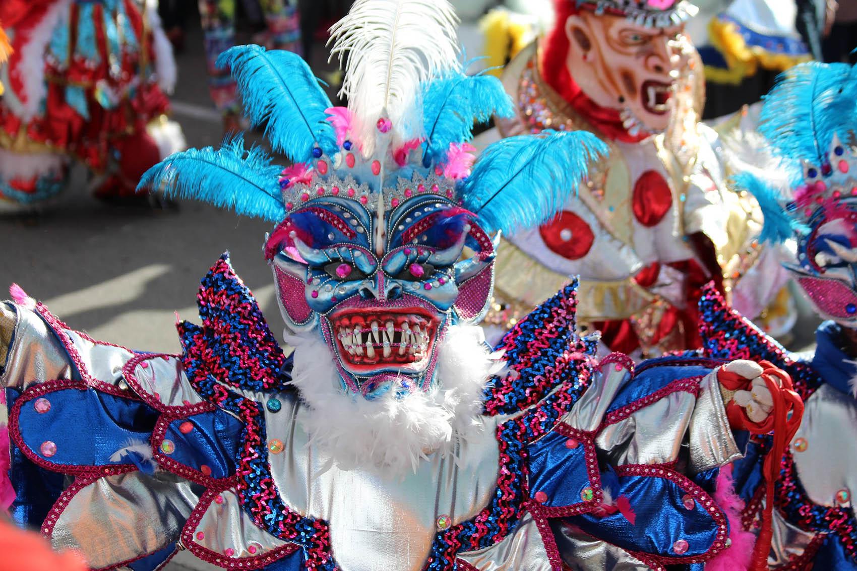 Карнавал в Пунта-Кане