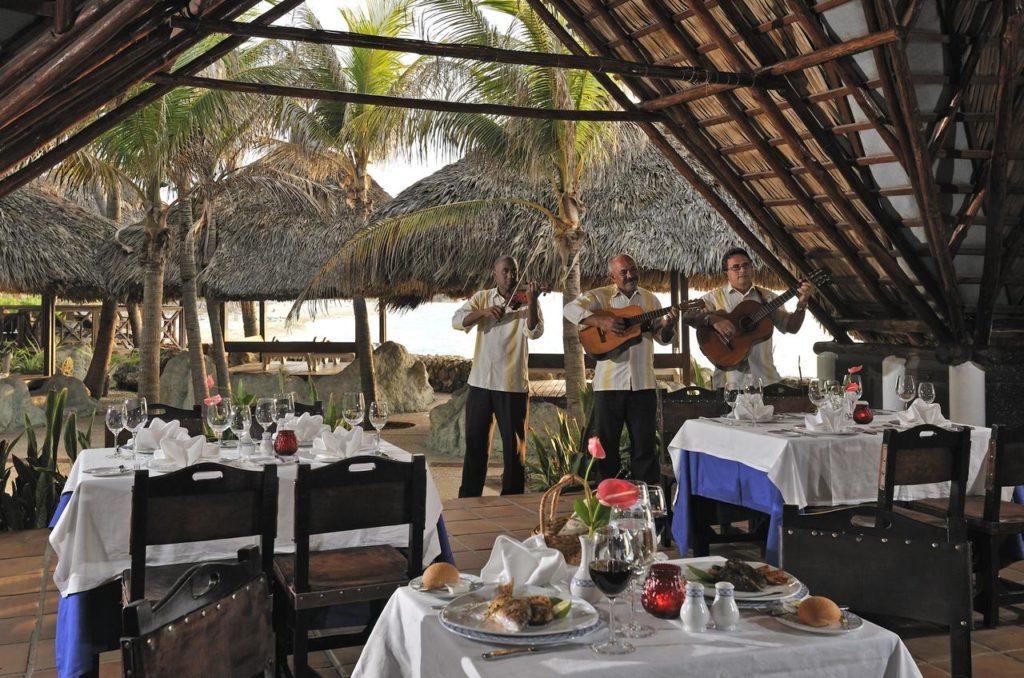 Ужин в отеле Melia Varadero
