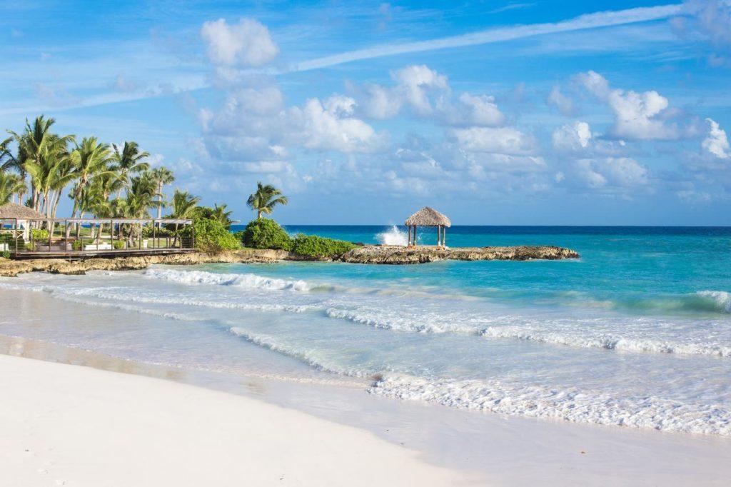 Пляж Калетон Доминикана