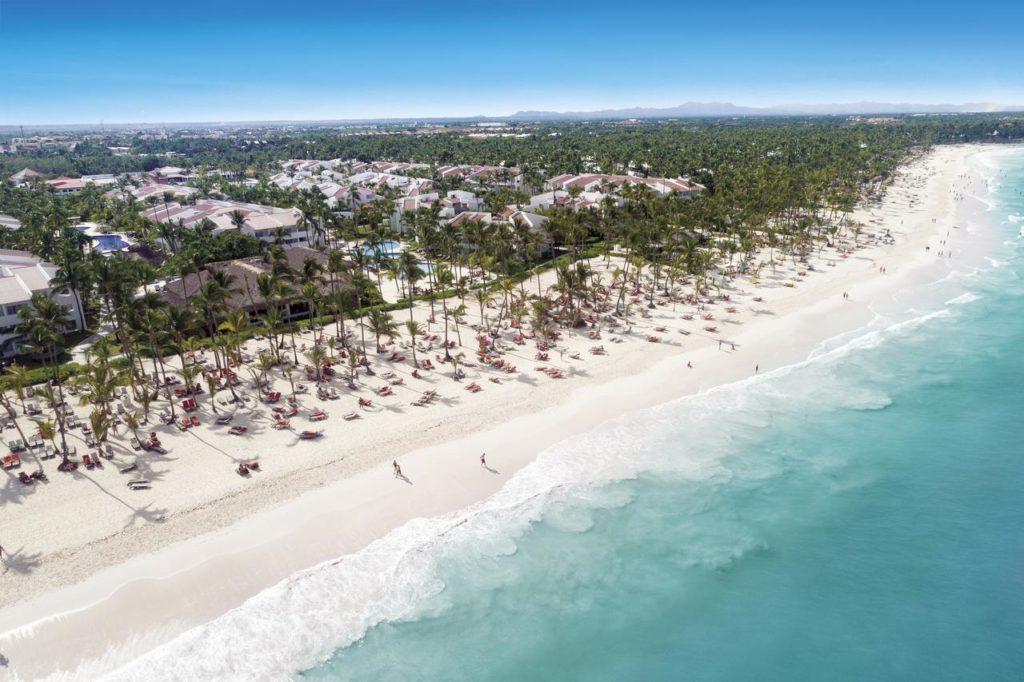 Пляж Плайя де Арена Бланка