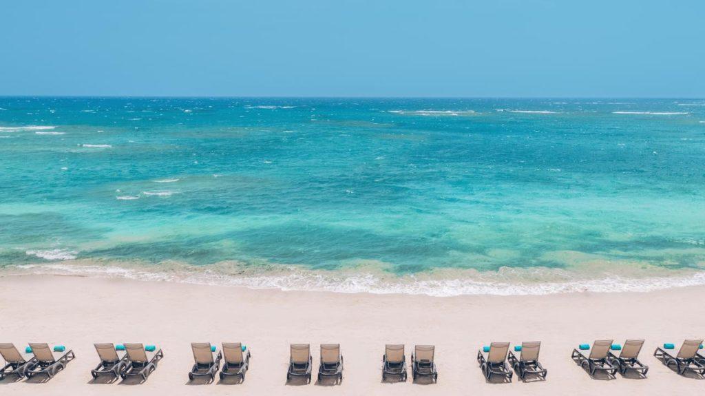Отель на пляже Плайя Дорада