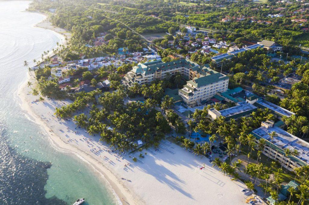 Отель на пляже Гуаяканес Доминикана