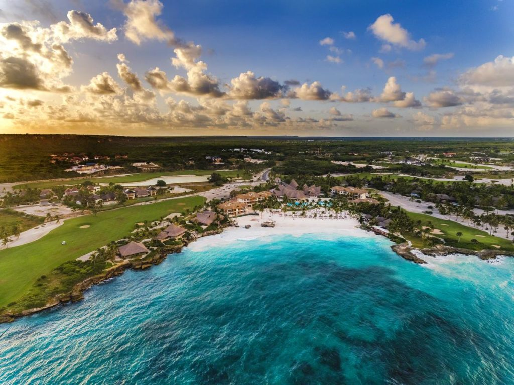 Пляж Калетон Доминиканская Республика
