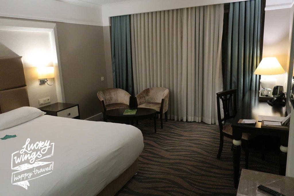 Выбор номера в отеле