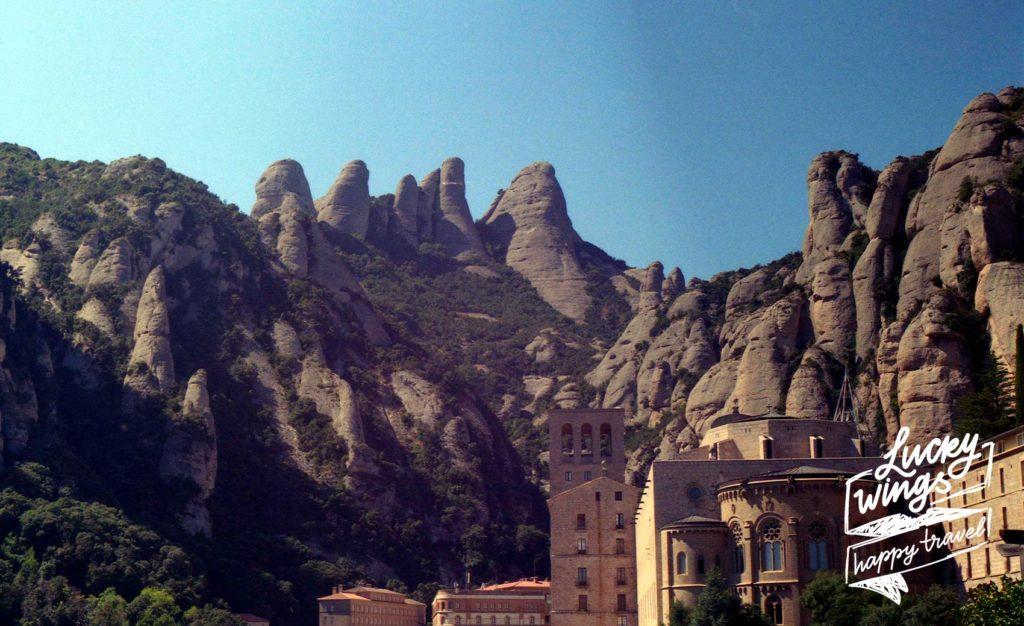 Монастырь Монсеррат Каталония