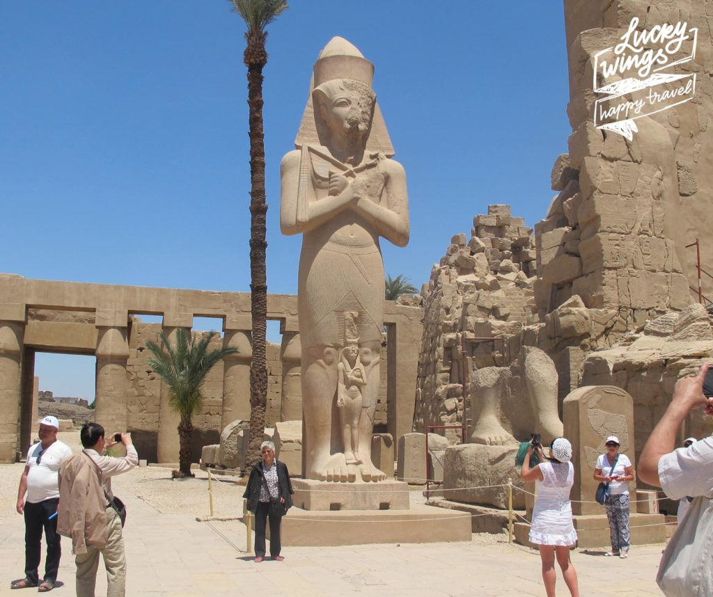 Египет экскурсия Люксор
