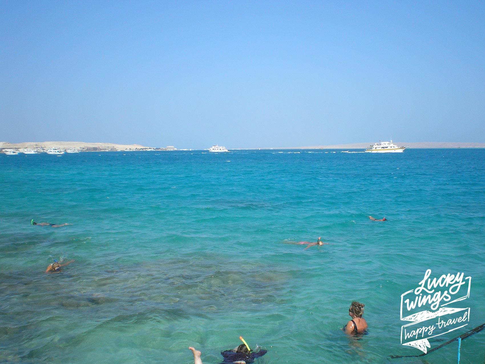 Отдых в октябре в Египте