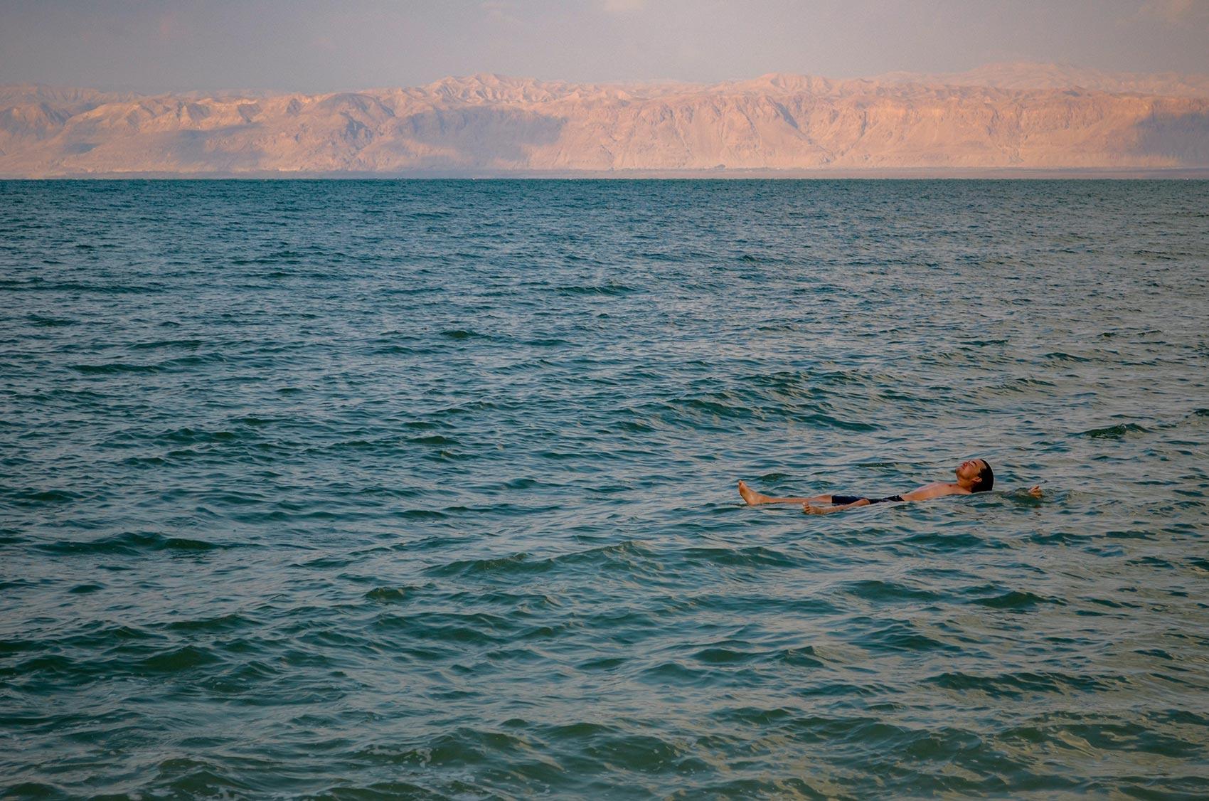 Мертвое море Иордания