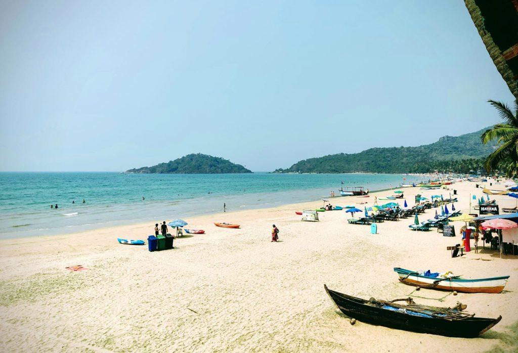 Пляж Гоа Индия