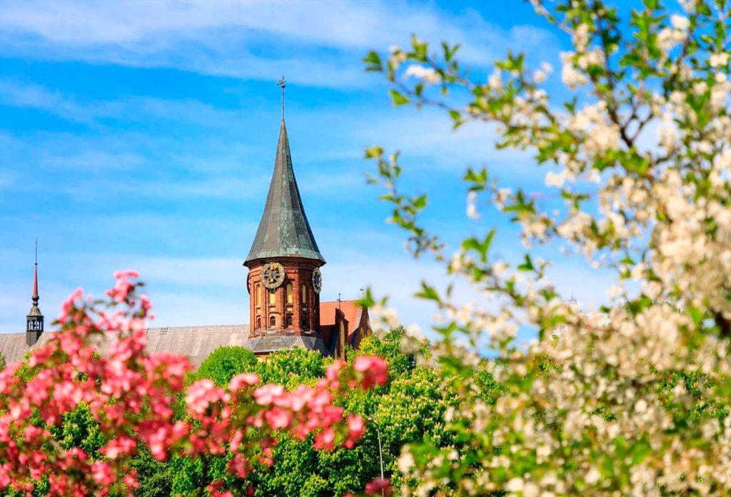 Калининград на майские выходные