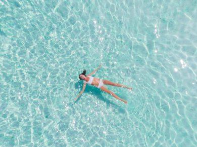 Комфортная температура для купания