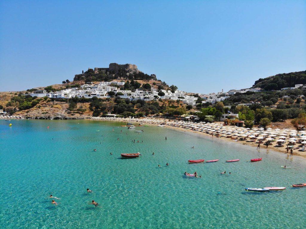 Отдых на Родосе Греция