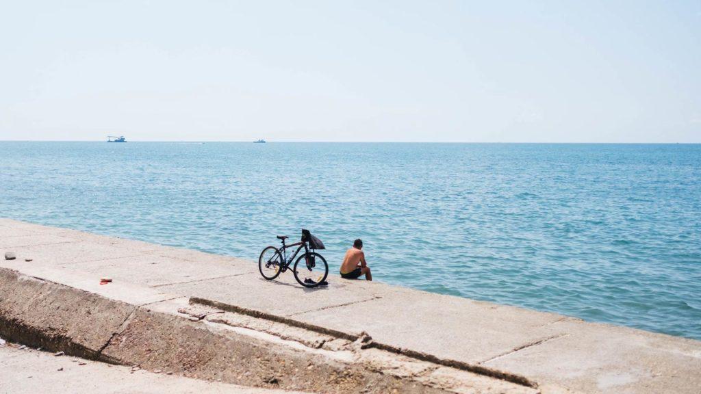 Лето на Черном море