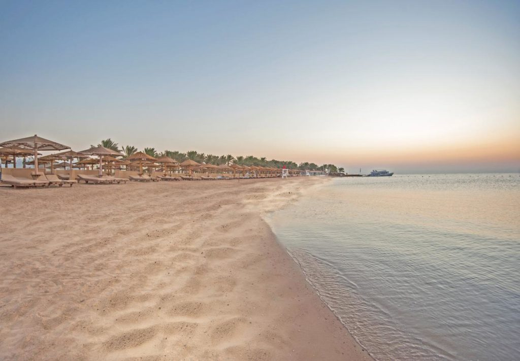 Курорт Макади-Бей Египет