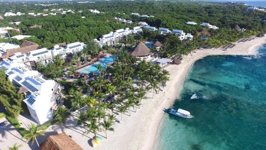 Sandos Caracol Eco Resort резорт