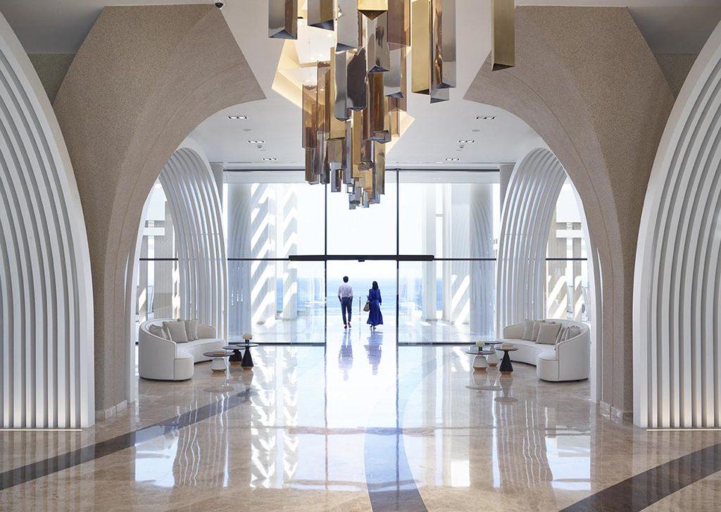 Новый отель на Родасе