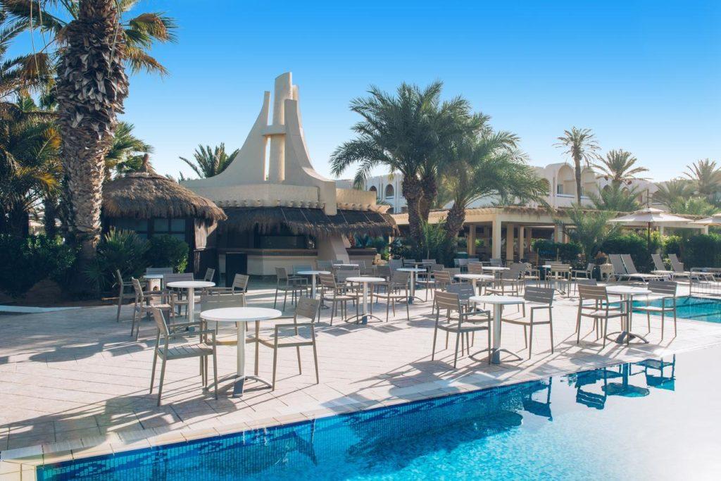 Отель все включено в Тунисе