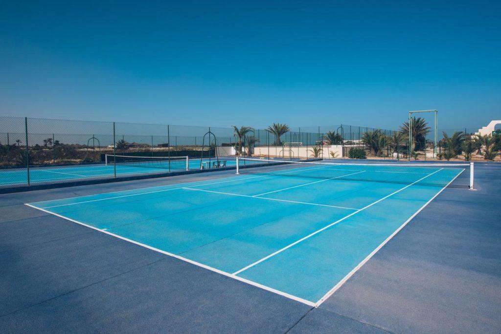 Отель в Тунисе спортивная площадка