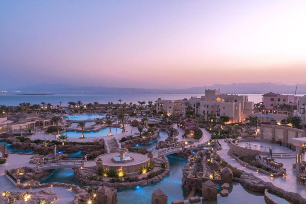 Курорт Сома-Бей Египет