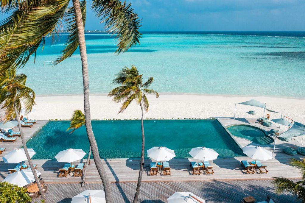 Мальдивы с питанием все включено