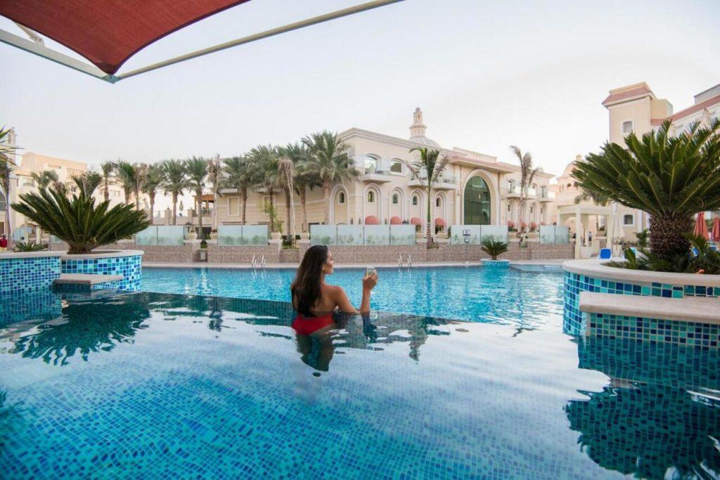 Отель для пары в Египте