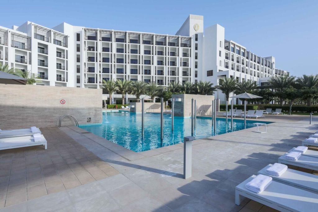 Отель InterContinental Fujairah Resort