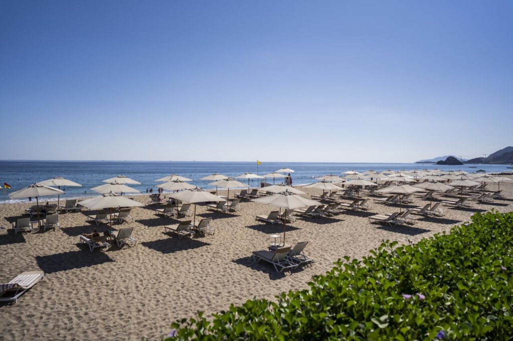 InterContinental Fujairah Resort пляж