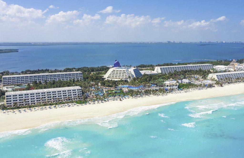 Отель Grand Oasis Cancun все включено