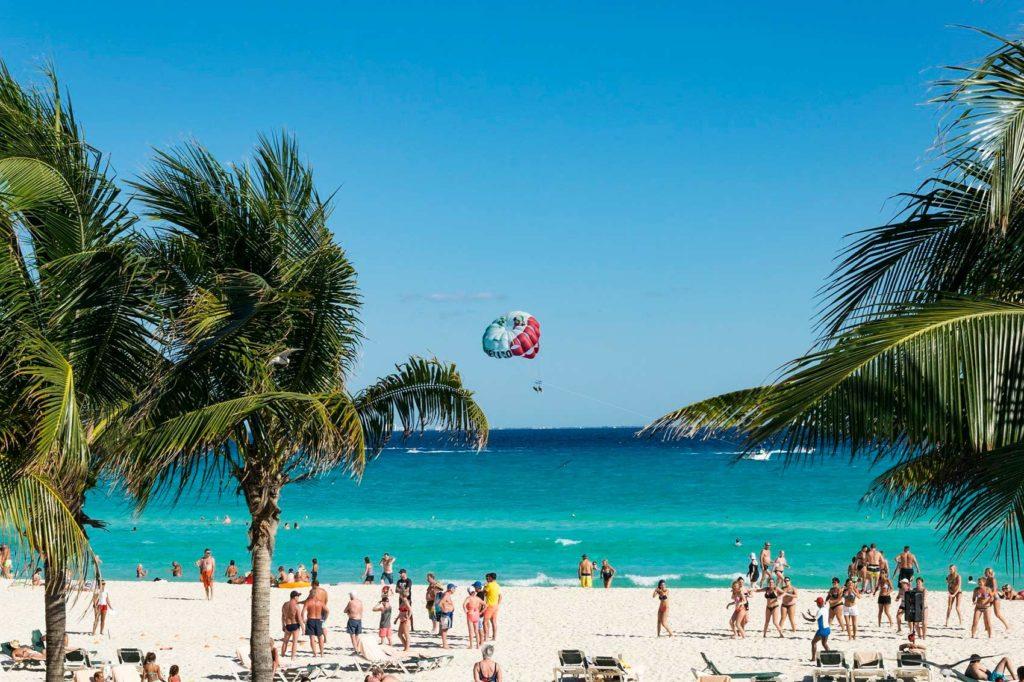 Отдых в Канкуне Мексика
