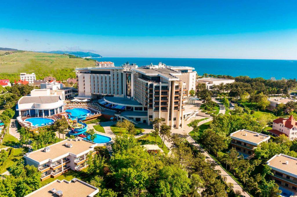Alean Family Resort & SPA Biarritz все включено в Геленджике