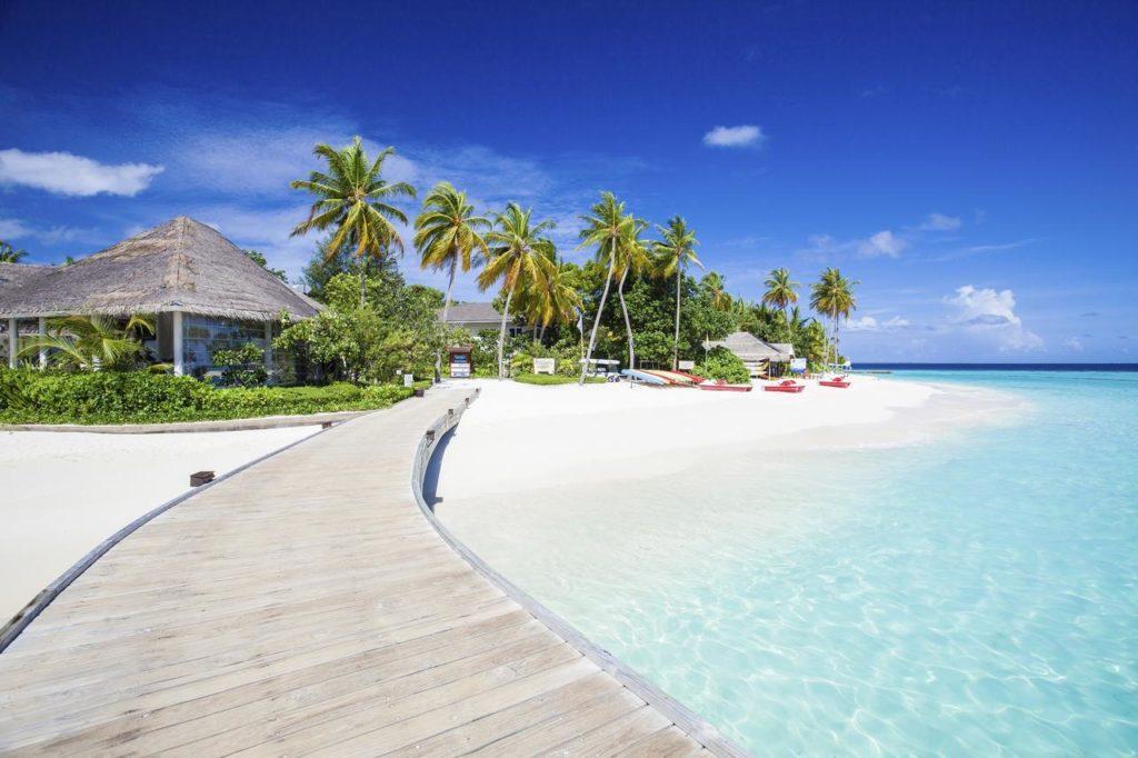 Все включено на Мальдивах