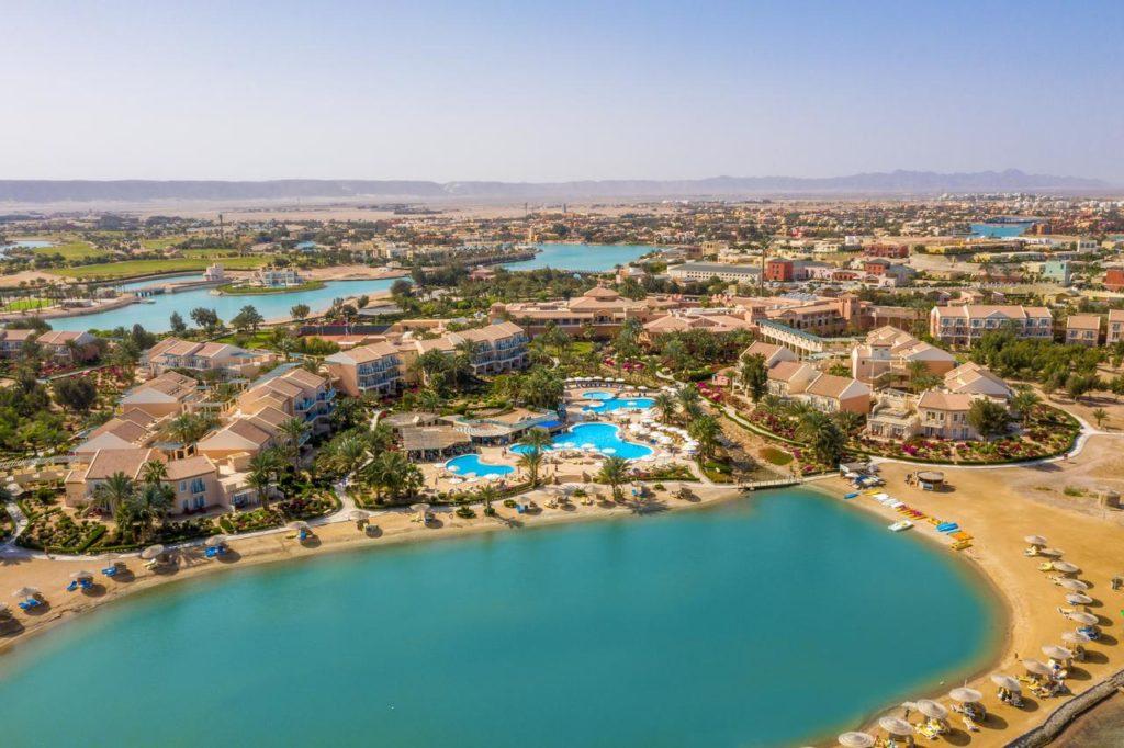 Курорт Эль-Гуна Египет