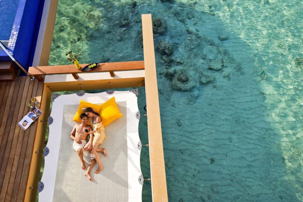Отдых на резорте Мальдивы