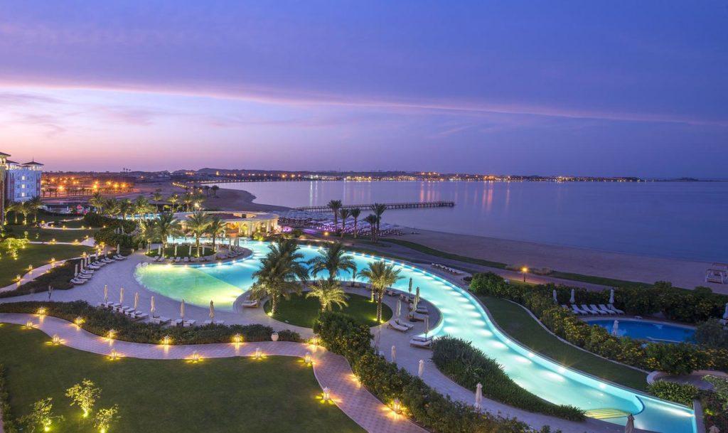Курорт Сахл Хашиш Египет