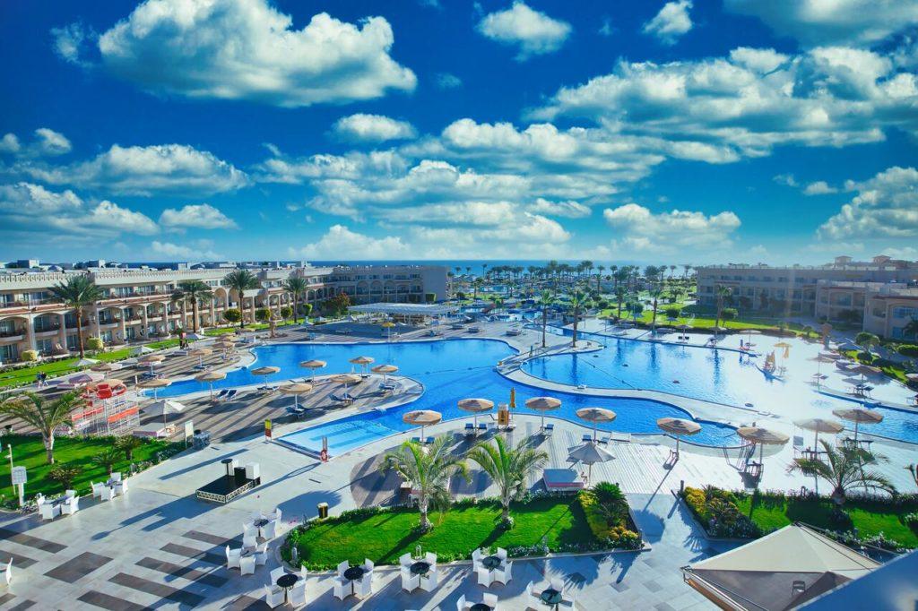 Отель Royal Albatros Moderna Египет