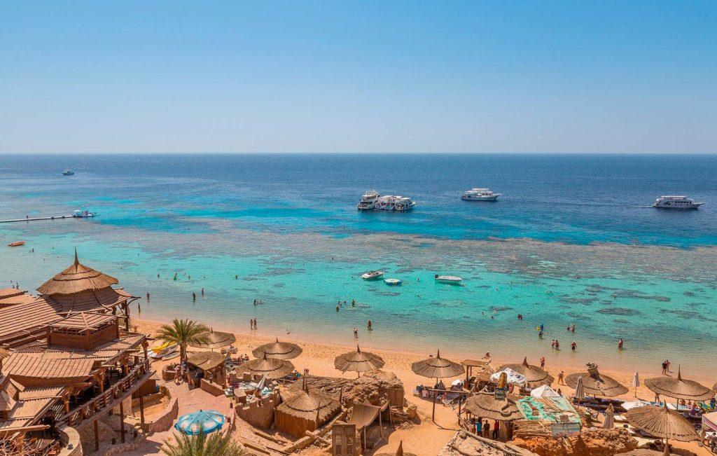 Курорт Шарм-эль-Шейх Египет