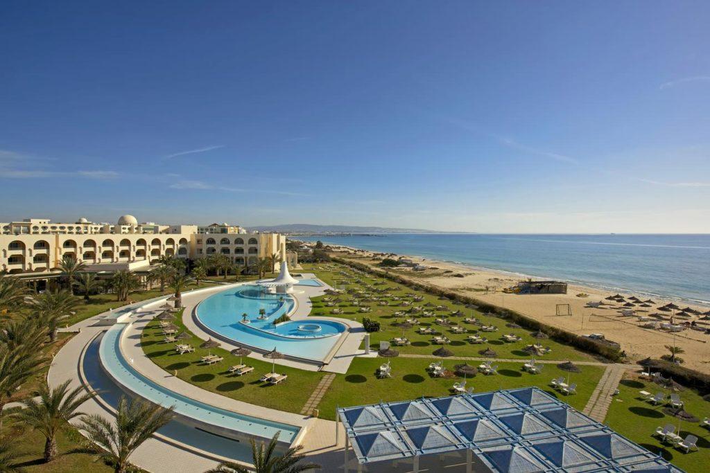 Отель Iberostar Averroes в Тунисе