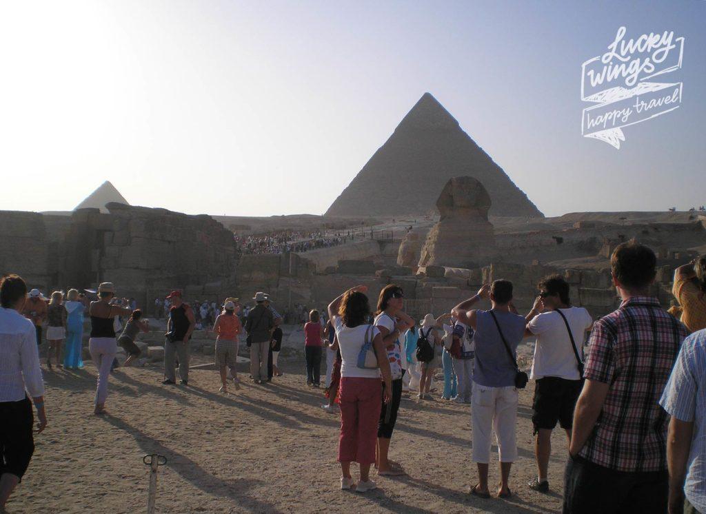 Экскурсия к пирамидам Египет