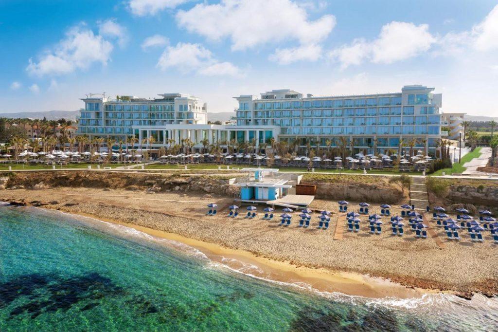 Отель Amavi Кипр Пафос