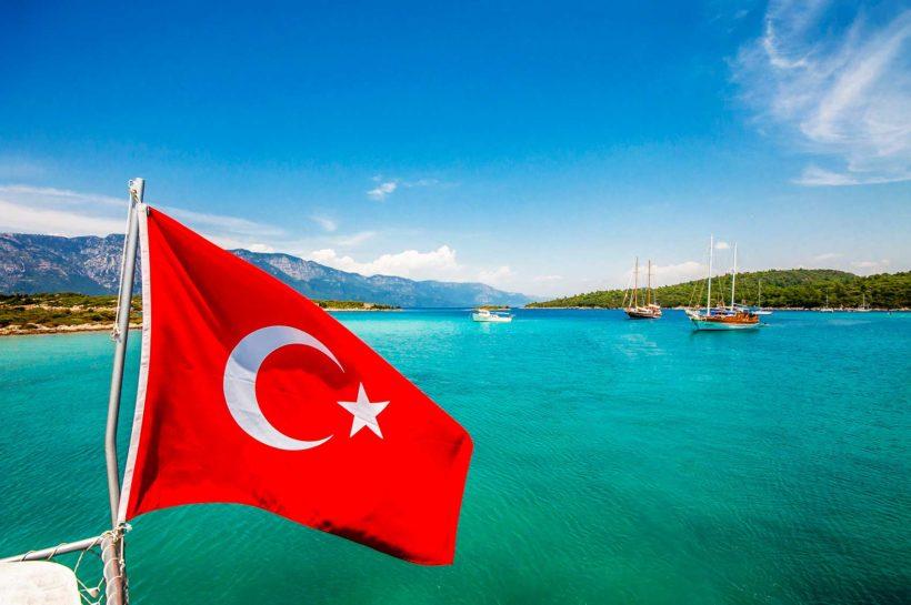 Открытие Турции для россиян