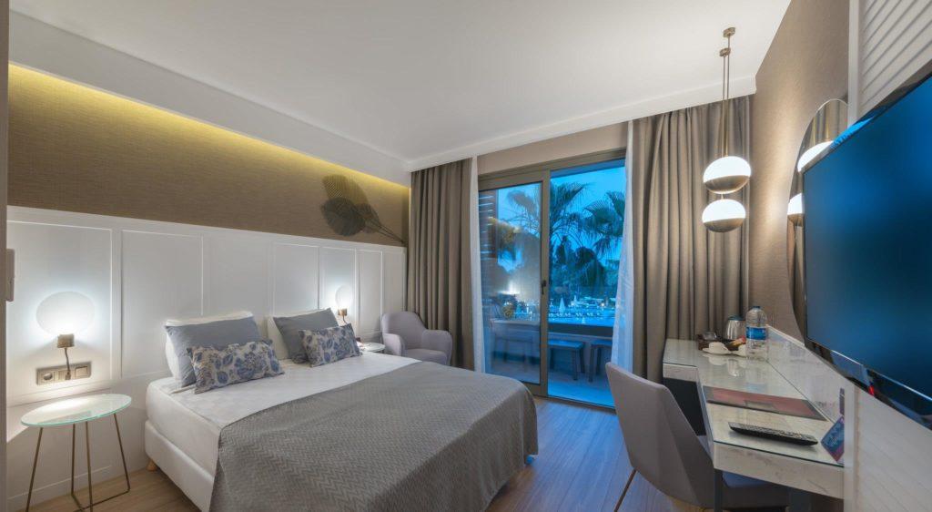 Обновленный отель Fame Residence Goynuk 4*