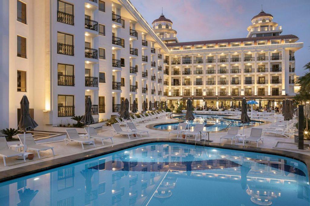Новый отель Blue Marlin 4*